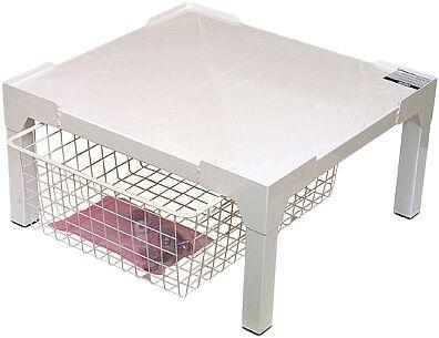 Подставка под стиральную машину с ящиком своими руками