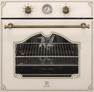 Серия духовых шкафов Rococo от Электролюкс