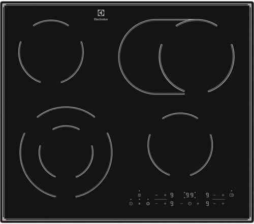 Варочная панель Electrolux CPE644RCC